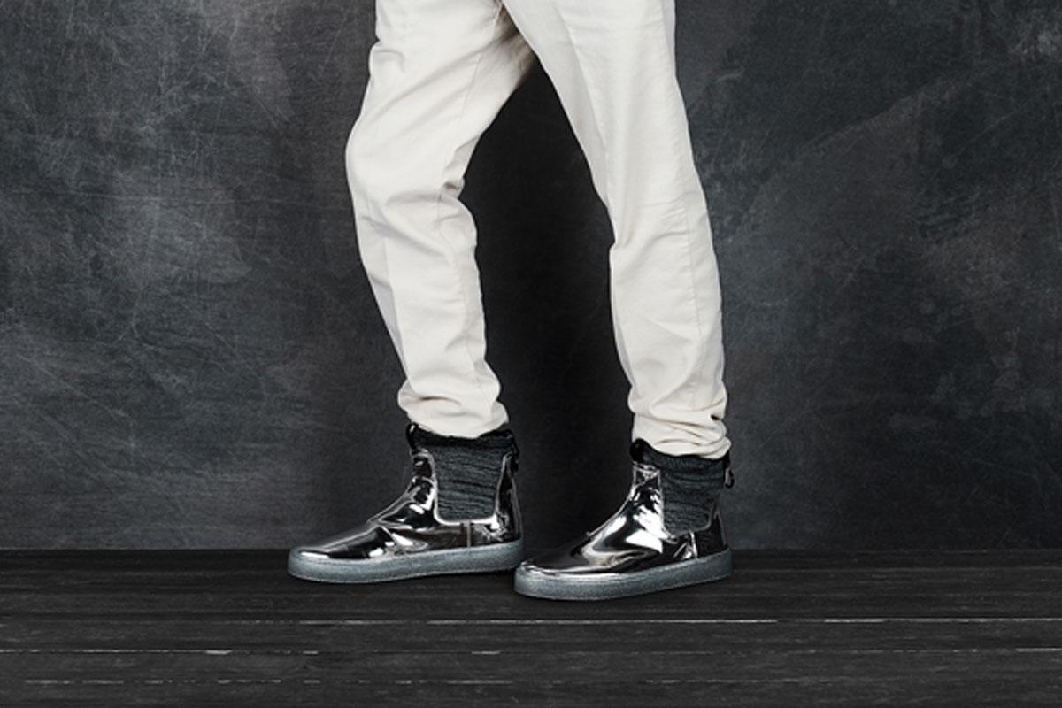 Style: Schuhe ohne Schnürsenkel für Herren